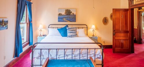 Magpie Inn - Room 3 - Bedroom