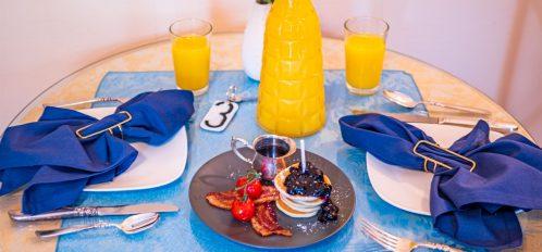 Magpie Inn - Room 3 - In-Room Breakfast