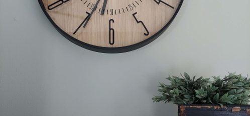 Room 5 Clock